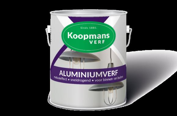 Aluminiumverf Koopmans Verf