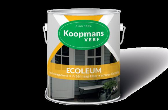 Ecoleum Koopmans Verf