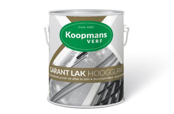 Garant Lak Koopmans Verf