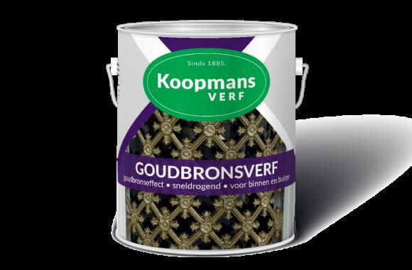 Goudbronsverf Koopmans Verf
