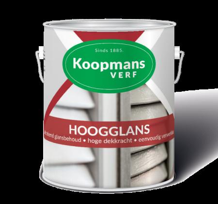 Hoogglans Koopmans Verf
