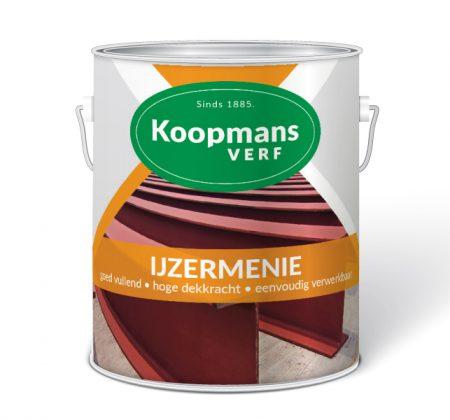 Ijzermenie Koopmans Verf