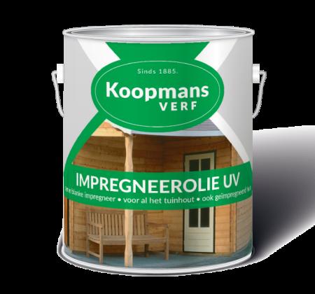 Impregneerolie UV Koopmans Verf