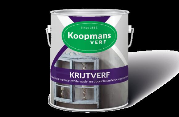 Krijtverf Koopmans Verf