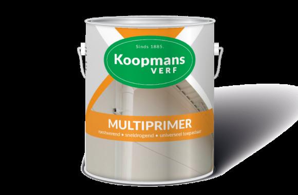 Multiprimer Koopmans Verf