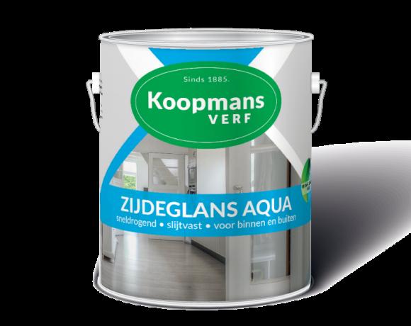 Zijdeglans Aqua Koopmans Verf