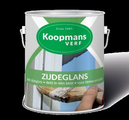 Zijdeglans Koopmans Verf