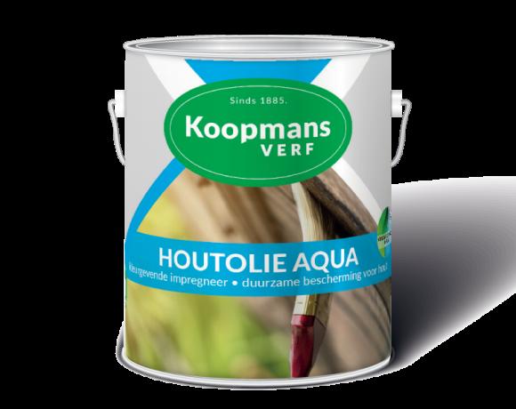Houtolie Aqua Koopmans Verf
