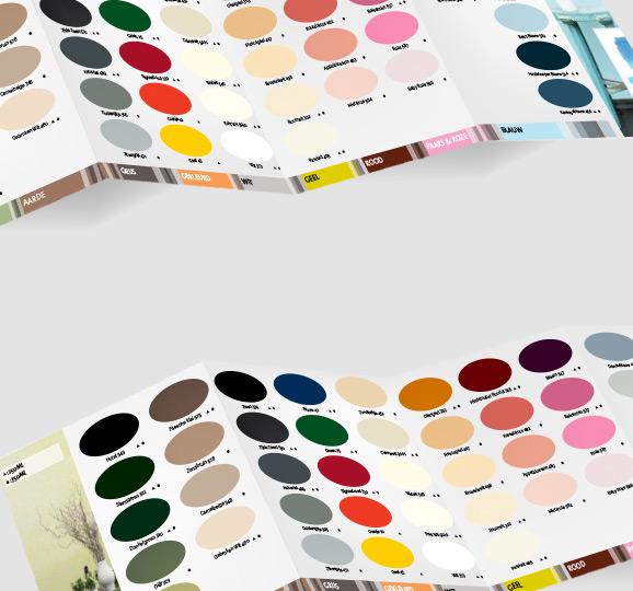 Kleurenkaart-aanvragen