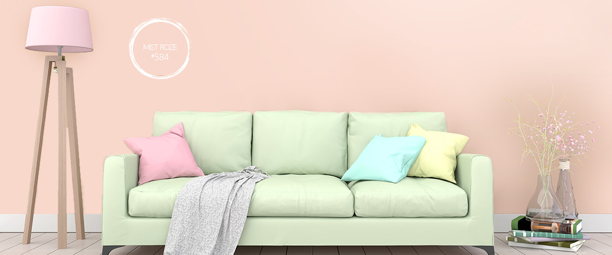 woon-inspiratie-Mist-Roze-paint